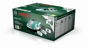 Verpackung des Bosch Indego 1000 Connect