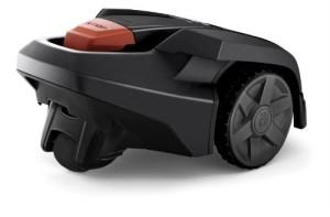Der Husqvarna Automower 305 Roboter-Rasenmäher