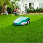 Bosch Indego Rasenmaeher-Roboter